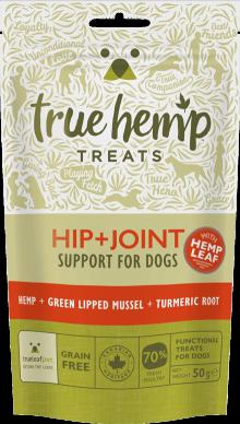 TRUE HEMP™ LECKERBISSEN • HIP & JOINT