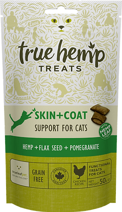 TRUE HEMP™ LECKERBISSEN • SKIN COAT