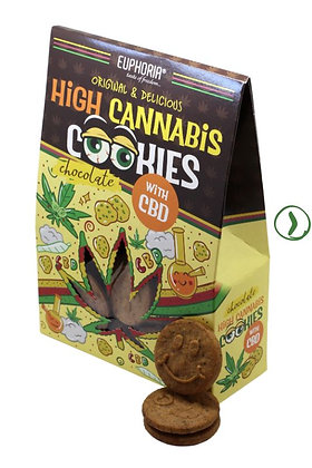 High Cookies Cannabis Chockolate
