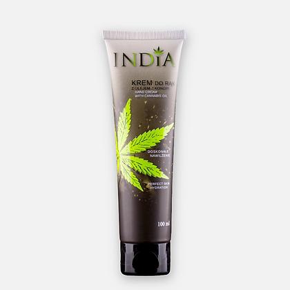 Hanf Handcreme mit Cannabis Öl 100ml