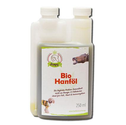 HEMPY Bio Hanföl für Tiere 250ml