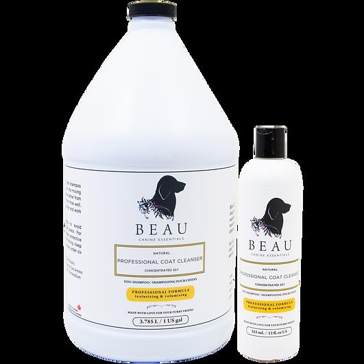 Professional Shampoo: Texturizing & Volumizing