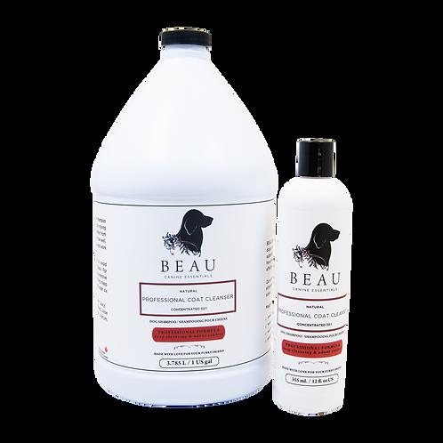 Professional Shampoo: Deep Cleansing