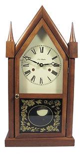 Large Steeple clock prototype, silent pe