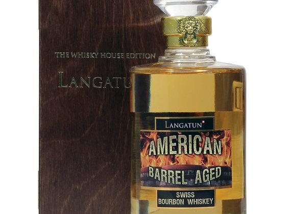 LANGATUN AMERICAN BARREL 45,6 % Vol. Alc. 50cl