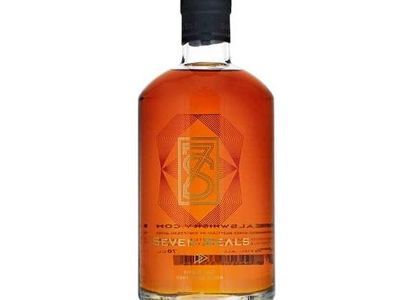 Seven Seals Port Wood Single Malt Whisky 70cl, 46% vol.
