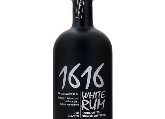 Langatun White Bio Rum 1616 70c 49.12% Vol.Alc.