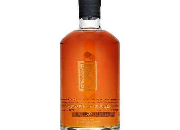 Seven Seals Sherry Wood Single Malt Whisky 70cl, 46%vol.