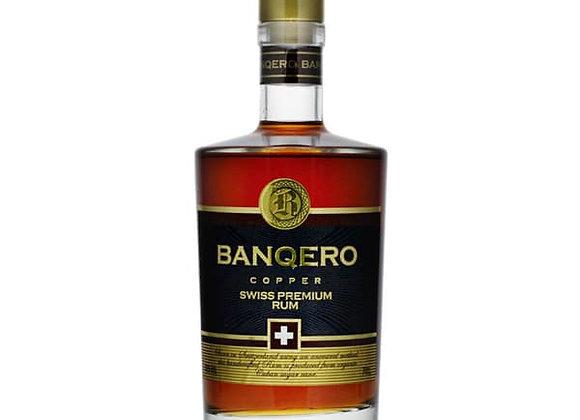 Banqero Copper Rum 70cl