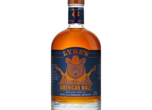 Lyre's Amercian Malt 70cl (sans alcool)