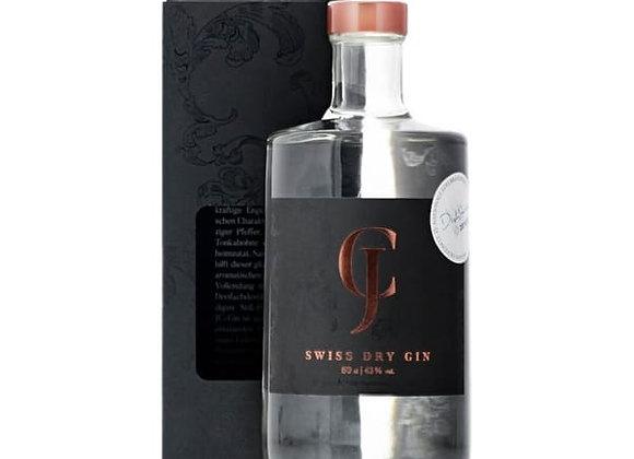JC Swiss Dry Gin 50cl 40%vol.Alc.