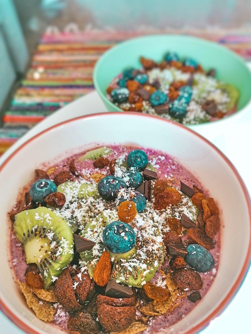 açai, Brasil, frutas, healthy, nutrientes, bowl