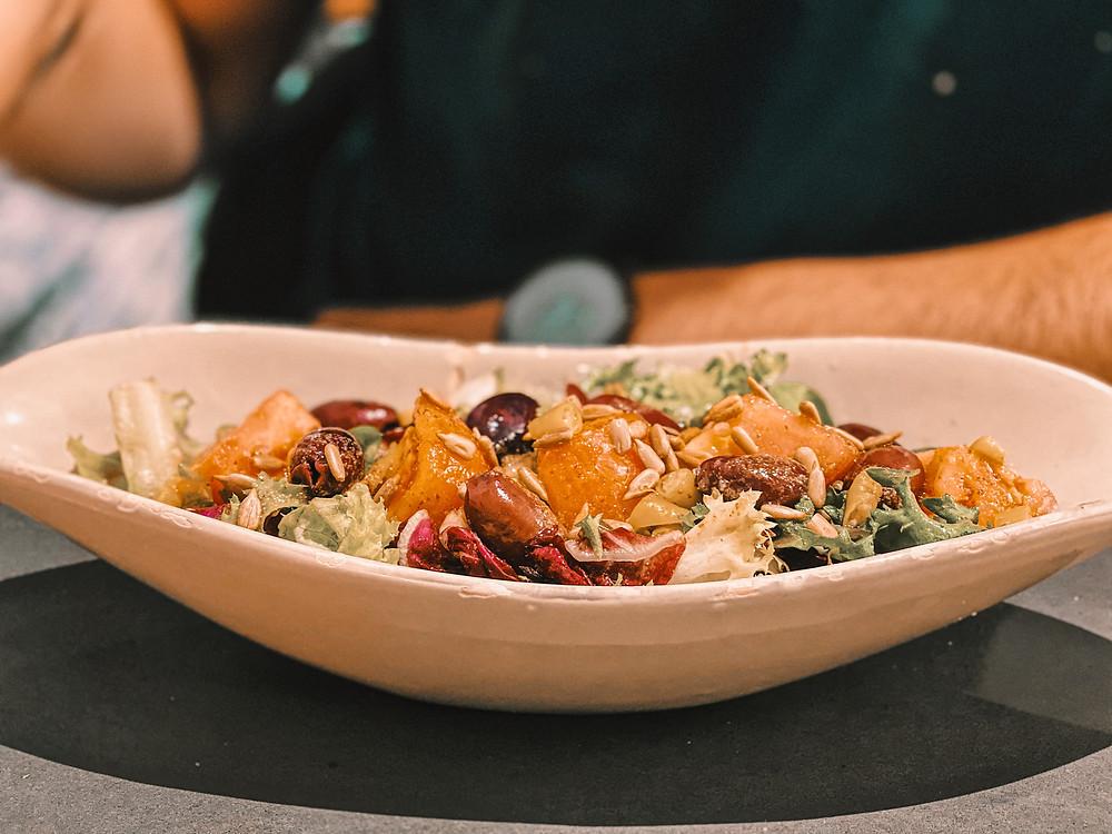 gastrocuentos, ensalada, menú diario Barcelona, Cuentos Viajeros