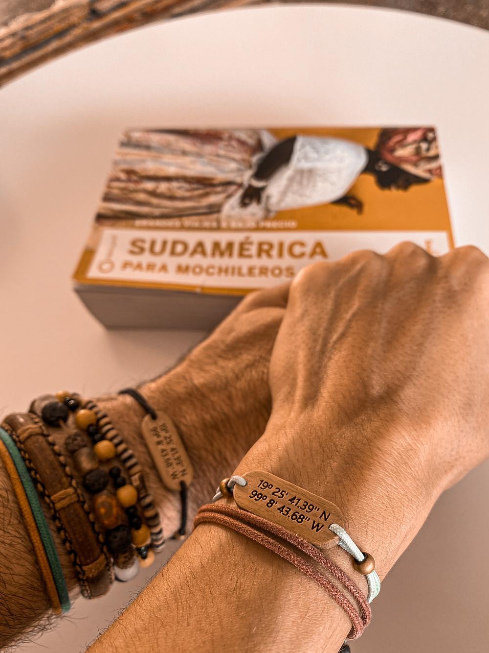 Sudamérica, pulseras, viaje, cuento, año sabático, historias, mochileros