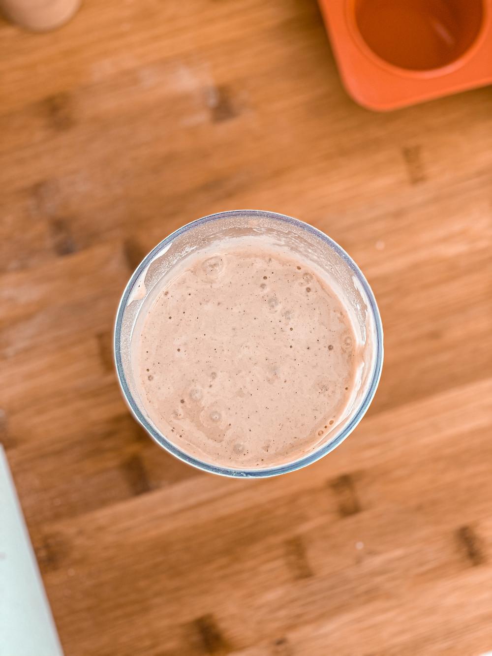 gastrocuento, receta saludable, magdalenas, postres, repostería, sin lactosa, sin gluten