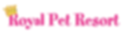 Royal Pet Resort logo.png