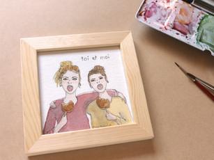 """""""toi et moi"""""""
