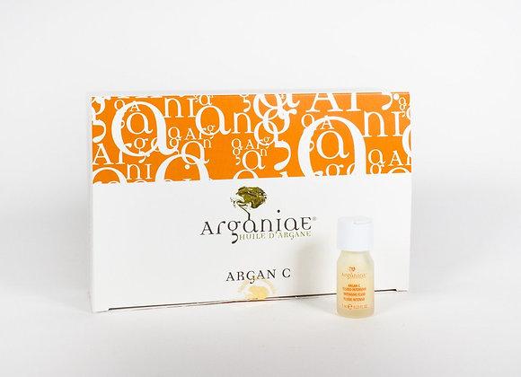 Arganiae Argan C fluido intensivo 4 fiale x 7 ml ARGAN C精華