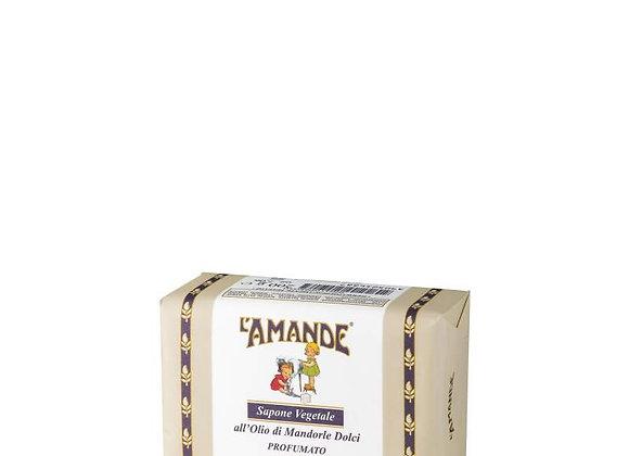 Sapone Vegetale all'Olio di Mandorle Dolci 200 g