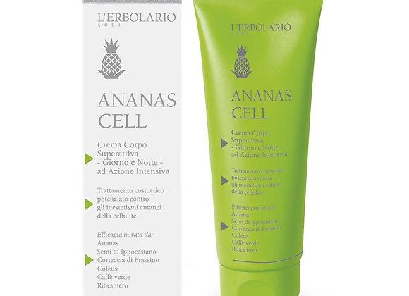 Ananas Cell crema rassodante 超活化纖體強效按摩霜