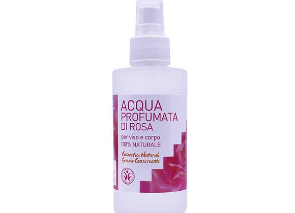 Argital Acqua Profumata di Rosa 雅琪朵玫瑰纯露提色水潤透白皮膚滋養男女通用護髮美髮孕婦可使用125ML