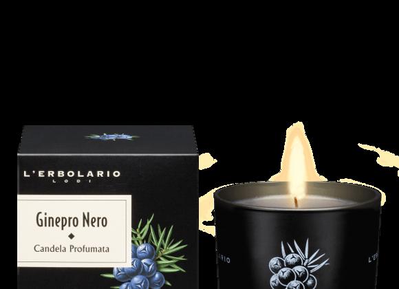 Ginepro nero candle candela 28 ore