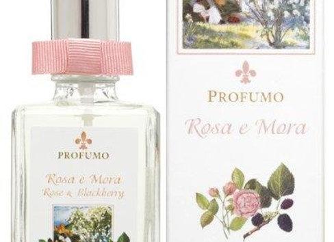 Derbe佛羅倫斯 Rosa & Mora 玫瑰黑莓護香水