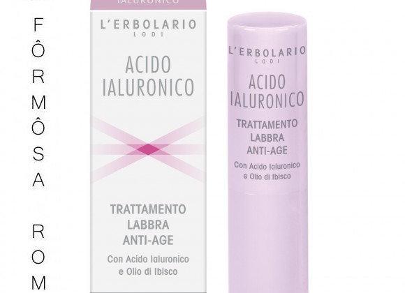 Trattamento Labbra Anti-Age 4.5 ml 柔嫩保濕護唇膏