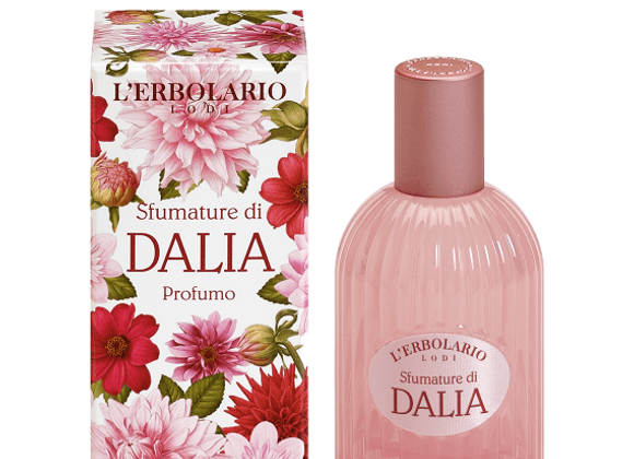 L'Erbolario - Sfrumature di Dalia Profumo 50 ml 大理花香水