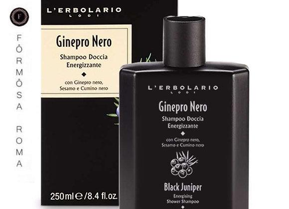 Ginepro Nero Shampoo Doccia Energizzante 250 ml 黑杜松活力沐浴洗髮精