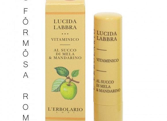 Lucida Labbra Vitaminico 4,5 ml 維他命水亮唇膏