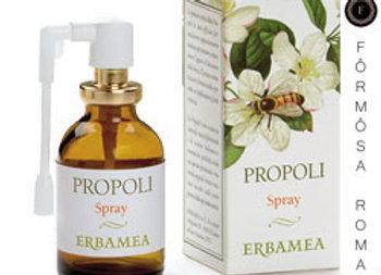 Erbamea Propoli Spray 30ml con beccuccio nebulizzatore