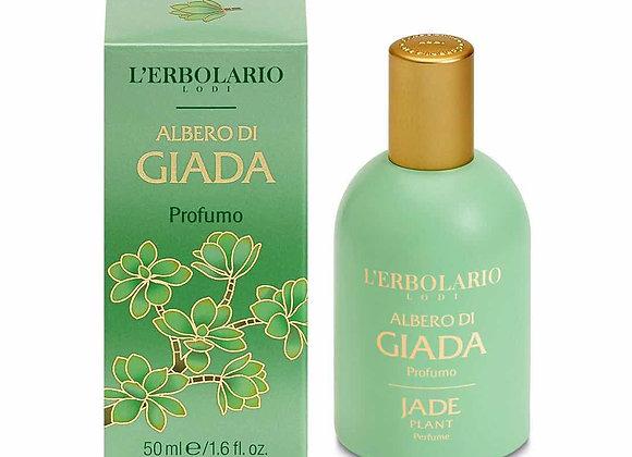 L'Albero di Giada Jade Perfume 蕾莉歐翡翠木香水50 ml