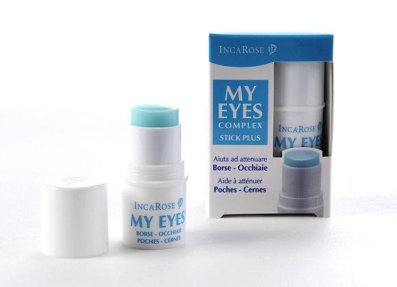 Incarose MY EYES COMPLEX STICK PLUS 黑眼圈眼袋凝膠棒 5ml