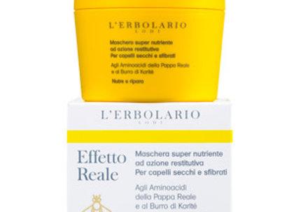 Effetto Reale Maschera - 蜂王漿潤澤護髮膜