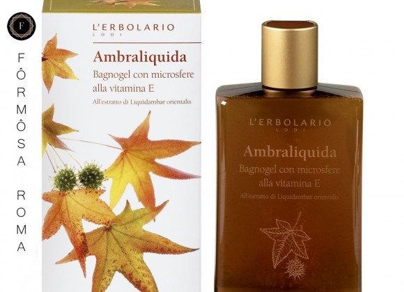 Ambraliquida Bagnogel Vitamina E 250ml 楓香沐浴膠