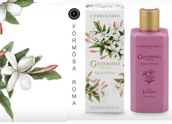 Gelsomino Indiano Bagnoschiuma 250 ml 印度茉莉香氛沐浴乳