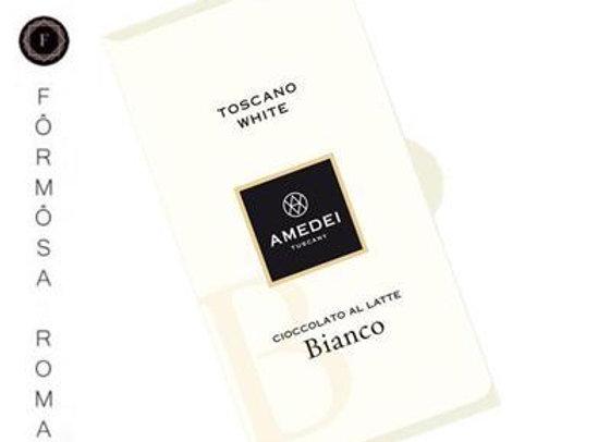 Amedei TOSCANO WHITE - CIOCCOLATO AL LATTE BIANCO
