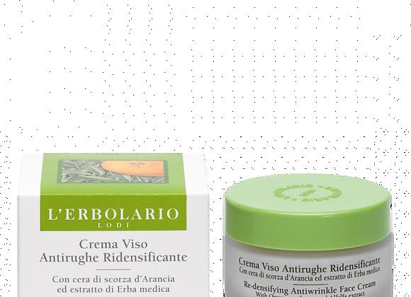 Crema viso antirughe ridensificante 活力緊致護膚霜 50ml