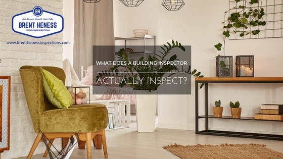 What Does A Building Inspector Inspect?