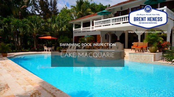 Swimming Pool Inspection Lake Macquarie