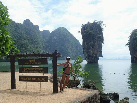 14 Months in Thailand - The Land of Smiles!
