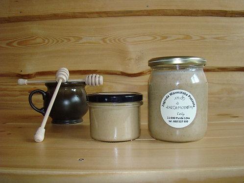 Miód kremowany z kardamonem