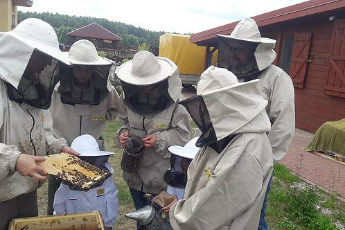 Kurs Pszczelarski dla Początkujących 2021 - bez wyżywienia i noclegu