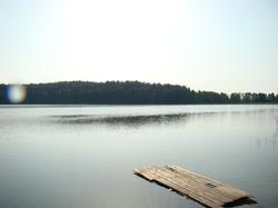 Cisza nad jeziorem
