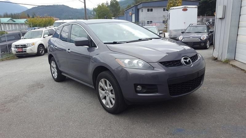 2007 Mazda CX7 SUV