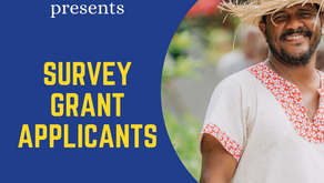 Survey for Grant Applicants for Cultural Funds