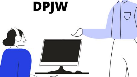 Unsere Arbeit im DPJW - Spoiler: Wir kochen keinen Kaffee