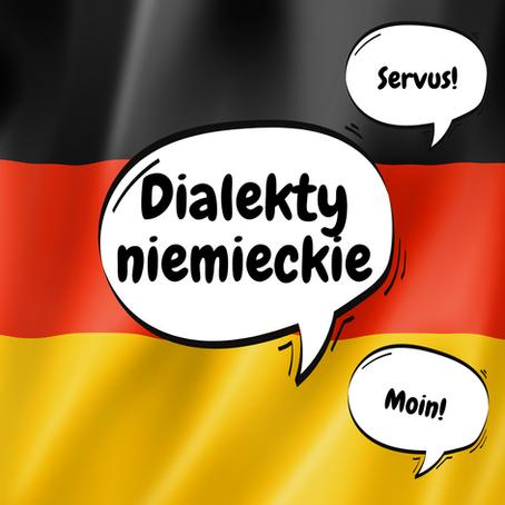 Dialekty niemieckie - małe rozmówki