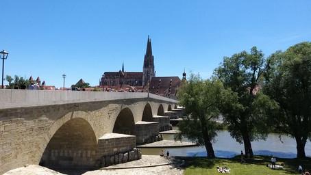 Regensburg/Ratyzbona - między bogactwem a stratami